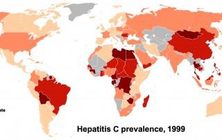 Hepatitis C prevalentie