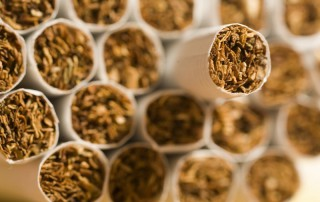 Sigaretten - Rook- of tabakverslaving
